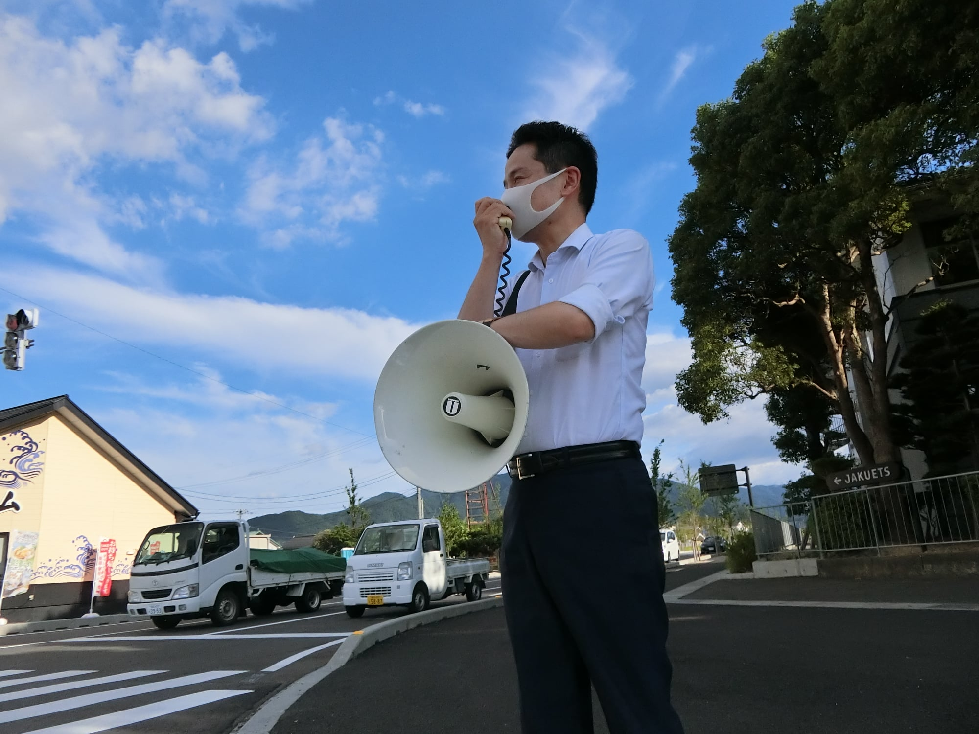 敦賀市、小浜市でレストランや喫茶店経営の方々と意見交換